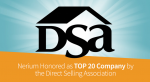 Top 20 in Direct Sales Association